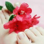 Finger- und Fussnagel Pflege