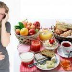 Lebensmittel können Allergien auslösen