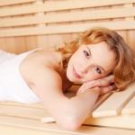 Der regelmäßige Gang in die Sauna stärkt das Immunsystem