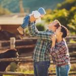 Kontakt zu Rindern beugt Heuschnupfen vor