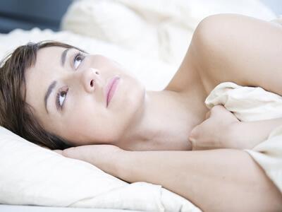 Stress verursacht bei vielen Menschen Schlafstörungen