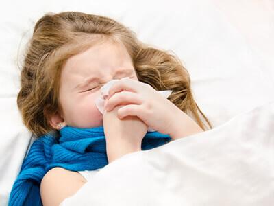 Häufiger Auslöser von allergischem Schnupfen: Der Kot der Hausstaub-Milbe.